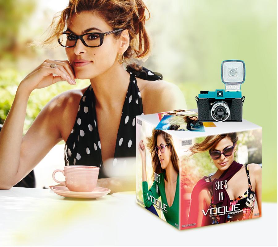 """Arbeiten Luxottica """"LuxNews"""", Retail Marketing Kampagne"""